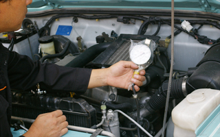 オイルプレッシャー(油圧)
